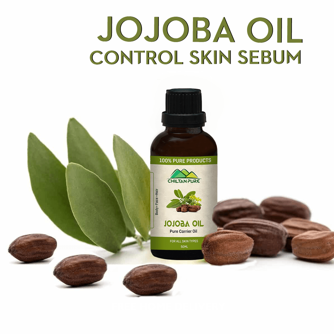 Benefits Of Jojoba Oil For Skin & Hair